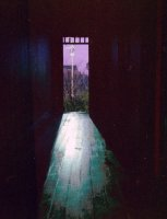 Hallway / doorway, Drummoyne, 6:30am Aug 1979