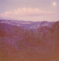 Moon, Forestville, Feb 1976, Original print