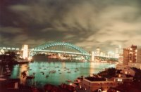 Sydney Harbour Bridge, Mar 1985 #1