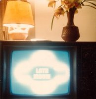 Late movie with lamp, Foprestville, Oct 1979